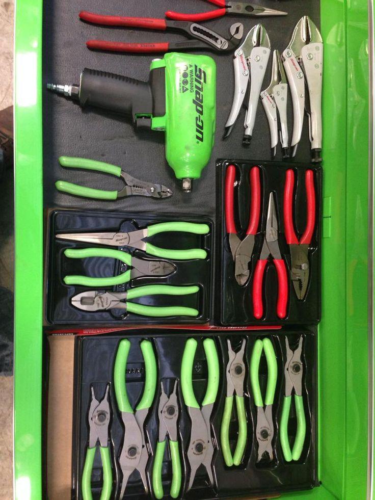 Snap On Tool OrganizationTool StorageTool BoxHand ToolsGarage IdeasBig