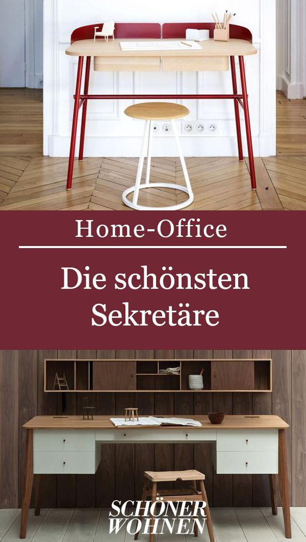 Sekretar Victor Von Harto Design Bild 14 Home Office Home Office Einrichten Buro Eingerichtet