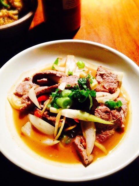 This Thai resteraunt was delish! Read the review of busaba eathai to get the ins and outs of this dish! *drool*