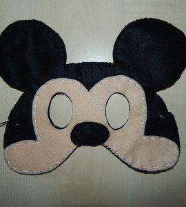 MYSZKA MIKI z filcu Maska http://dzieciociuszek.pl/products/37116