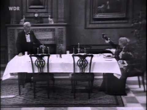 The original 1963 NDR performance of the German Silvester ritual, originally a British music hall sketch.