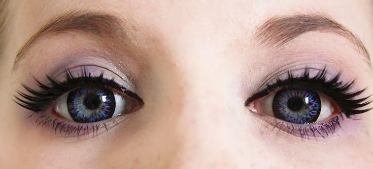 Color Contacts Non Prescription: 346 Best Images About Contacts On Pinterest