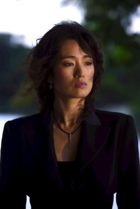 Li Gong as Isabella in MIAMI VICE (2006)