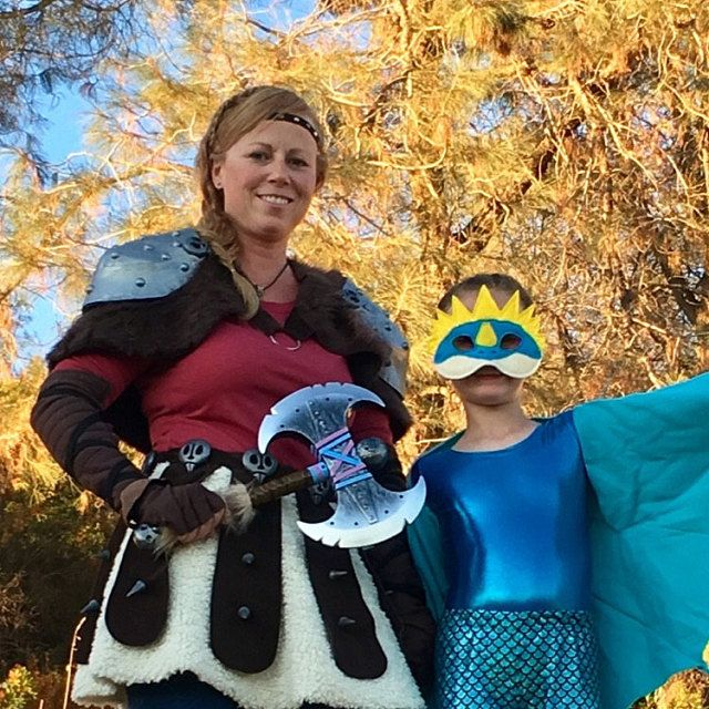 astrid costume how to train your dragon diy