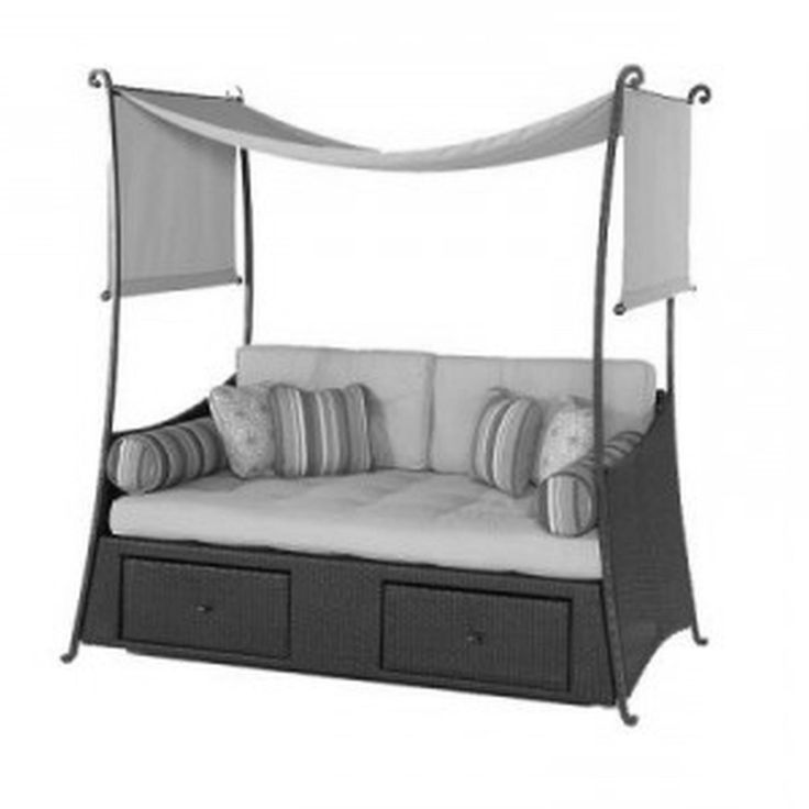 Comely Wrought Iron Patio Furniture Innovation Hot Patio Furniture With Fire Pit Stunning Furnishings Concept: Hampton Bay Woven Daybed 300x300 Adorable Patio Design Wonderful Outside Chairs Midcentury Style ~ francotechnogap.com Furniture Inspiration