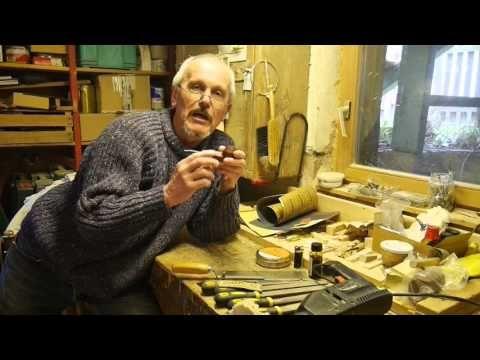 Tabak&Pfeife  -  Die Dritte im Werkstattvideo - YouTube
