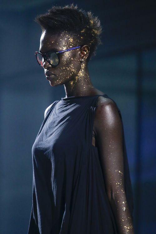 Ajuma Nasenyana x Vivienne Westwood