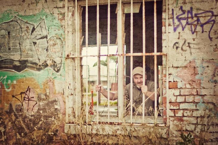 Abandoned Warehouse in Kilkenny.