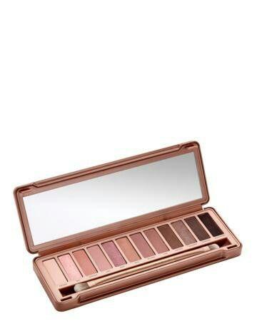 Naked3 eyeshadow palette (ici paris)