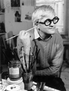 David Hockney Biography