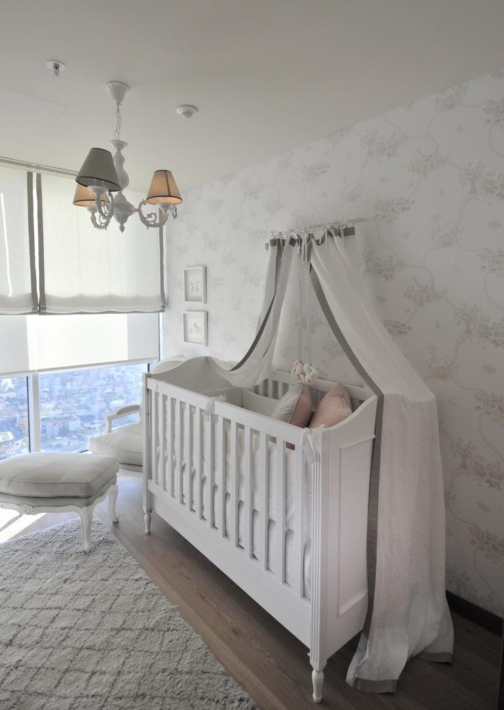 Dumankaya Ritim İstanbul Örnek Daire - Çocuk Odası