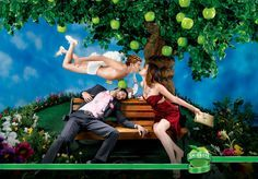 "Smirnoff commercial ""Green Apple Twist"""