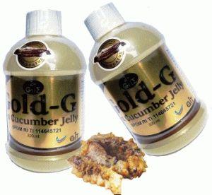 Gold G Sea Cucumber Jelly ini memiliki banyak manfaat seperti untuk pemulihan penutupan luka, jerawat, persendian tulang, inflamasi, untuk kecantikan kulit agar lebih sehat dan masih banyak lagi