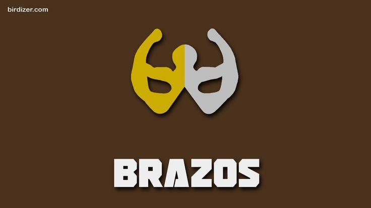 Brazos máscara wallpaper