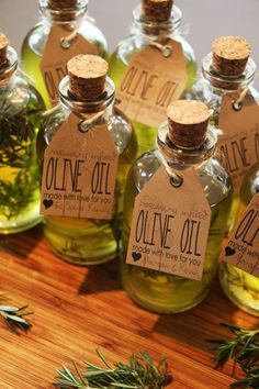 Rosemary-infused Olive Oil