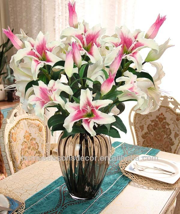Party decoration artificial flowers, factory production and wholesale US $3 - 4 / Piece