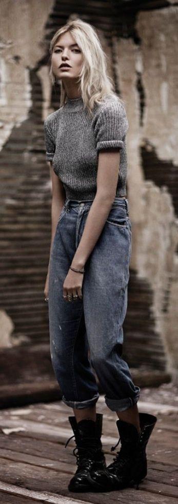 Martha Hunt by Adam Franzino for Elle Australia November 2013 | Fashnberry