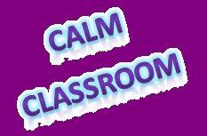 Calm classroom decor ideas.  Make your classroom environment a more peaceful place.
