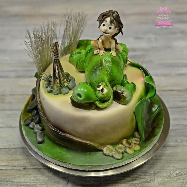 Good Dinosaur Cake Decorations : Good dinosaur by danadana2 Cakes & Cake Decorating ...