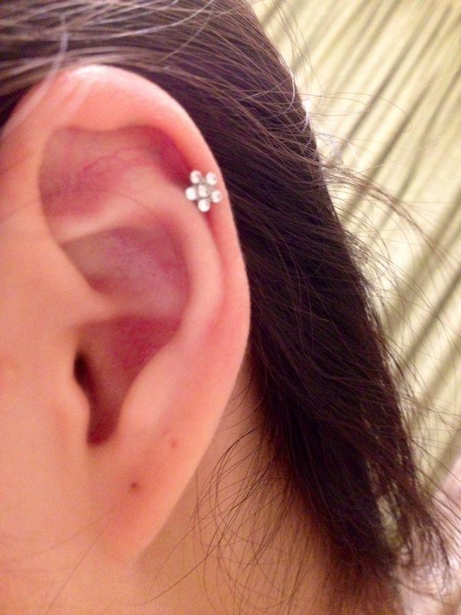The 25+ best Cartilage piercing pain ideas on Pinterest ...