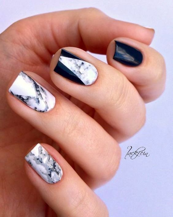 Neem een kijkje op de beste opleiding nagels in de foto's hieronder en krijg ideeën voor uw fotografie!!! 40+ Best Nail Art Designs to Inspire You Image source