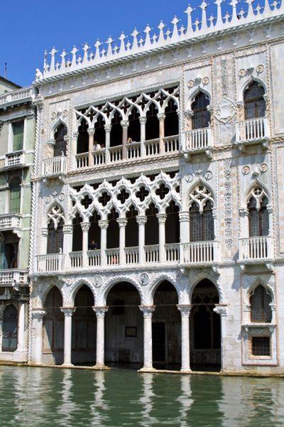 Ca' d'Oro, Venice Un lugar muy importante en la historia de Daniel y Alba.