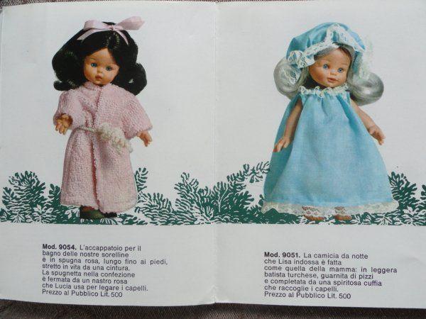 le petit catalogue de Lisa et Lucia Furga...