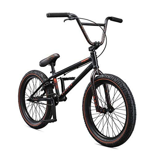 163 86 For Used Mongoose Legion L60 Freestyle Bmx Bike Wish