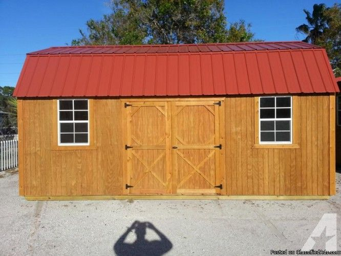 shedsbarnsgarageutility storage buildings for sale in fort pierce florida