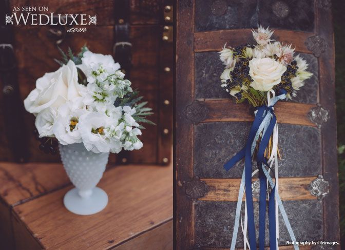 WedLuxe Magazine photos by lifeimages. toronto wedding photographer florals by tanya list design