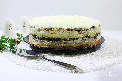 "Salata -Tort Aperitiv ""Nr.1"""
