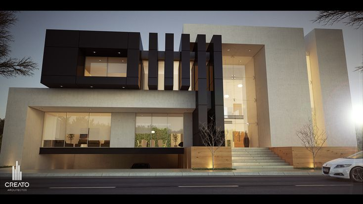 Casa m 9 provenza fachada casas moderno arquitectos - Casas de arquitectos ...