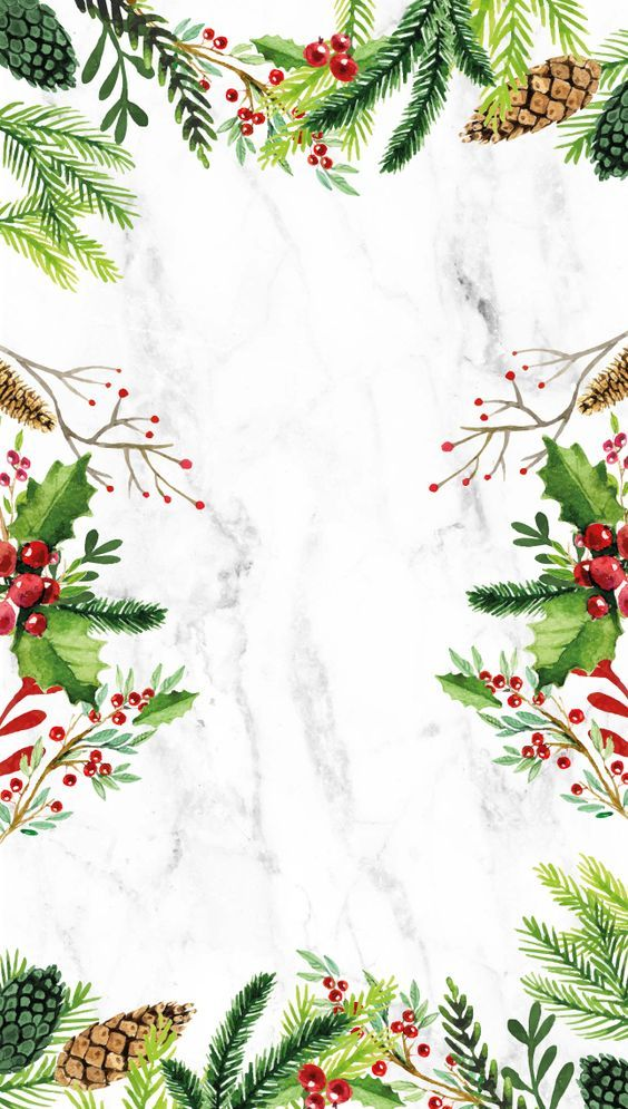 Holiday & Christmas Inspired Phone Wallpapers / backgrounds