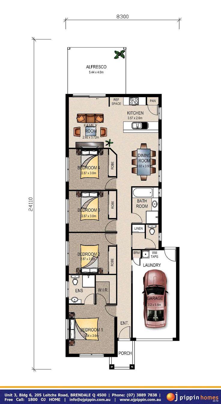 Ebony Floor Plan