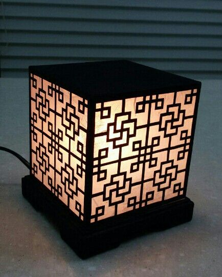 Paper lamp,hanji, mini lamp