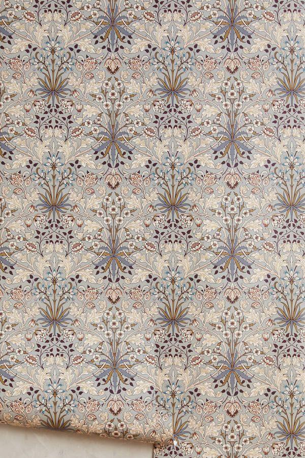 House Of Hackney X William Morris Hyacinth Wallpaper
