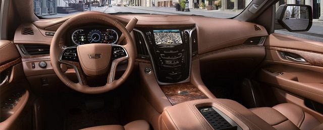 Image result for Cadillac Escalade 2019 interior ...
