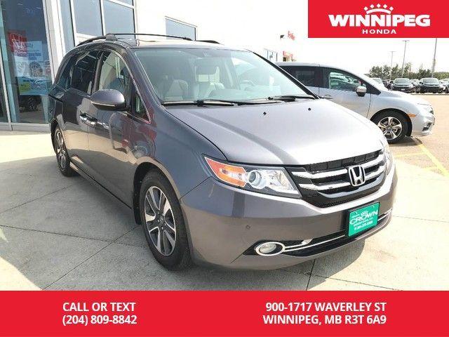 $31995.00 2014 Honda Odyssey Touring Winnipeg MB 2014 Honda Odyssey Touring  Stock # 1480631, 97903 km,