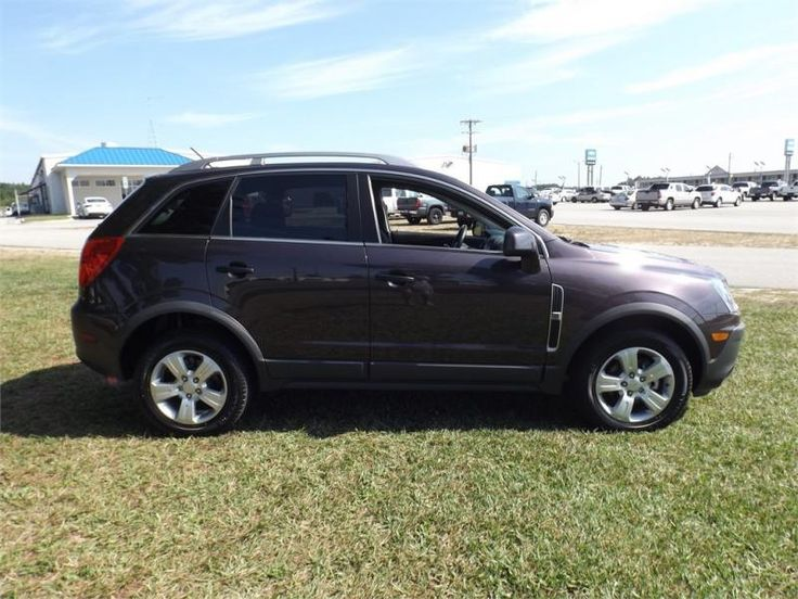 2015 CHEVROLET CAPTIVA SPORT FLEET for sale at Don Bulluck Chevrolet, Inc.