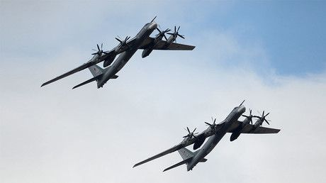 Russian strategic bombers hit ISIS targets with newest airborne cruise missiles in Syria – MoD https://tmbw.news/russian-strategic-bombers-hit-isis-targets-with-newest-airborne-cruise-missiles-in-syria-mod  Published time: 5 Jul, 2017 13:21Edited time: 5 Jul, 2017 13:26Russian strategic bombers have conducted strikes on ISIS targets in Syria, using modern X-101 strategic cruise missiles. Several weapon stockpiles and a terrorist command center were destroyed in the strike.DETAILS TO FOLLOW