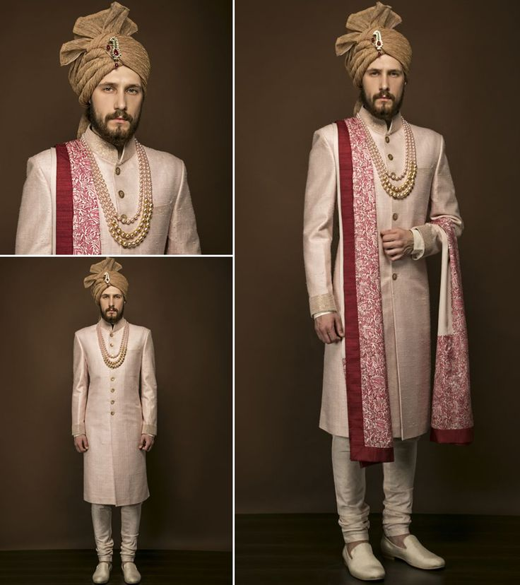 Choose our elegant collections of men's wedding dresses. #WeddingDresses #MensSherwani #WeddingSherwani Contact us : Mobile No. 9350301018 Email:- designlablotus@gmail.com http://puneetandnidhi.com/nehru-jacket-concepts/