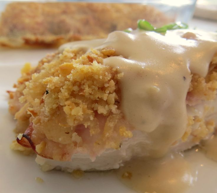 Chicken Cordon Bleu Casserole   Written Reality