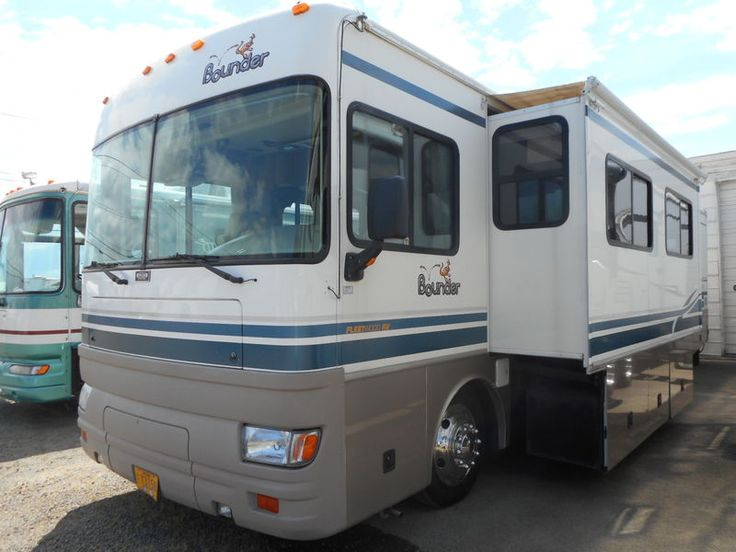 2002 Fleetwood Bounder 39Z, Class A - Diesel RV For Sale in McMinnville, Oregon | McMinnville RV Sales & Consignment 372 | RVT.com - 167871