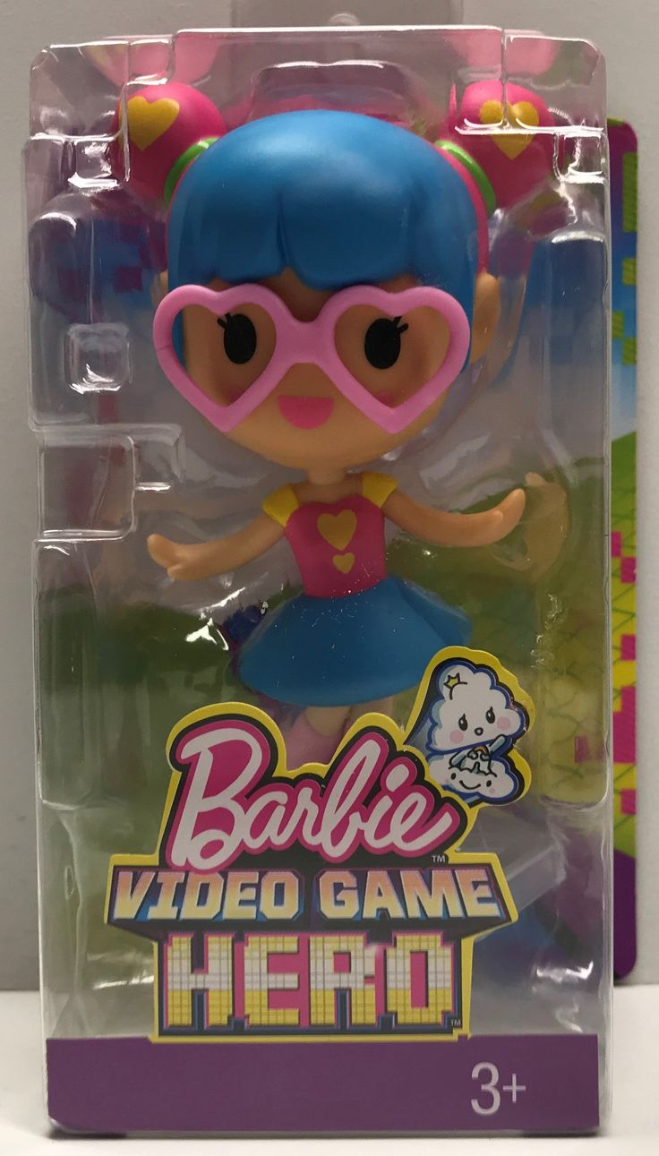 This just in at The Angry Spider Vintage Toy Store: TAS038111 - 2016 ...  Check it out here! http://theangryspider.com/products/tas038111-2016-mattel-barbie-video-game-hero?utm_campaign=social_autopilot&utm_source=pin&utm_medium=pin