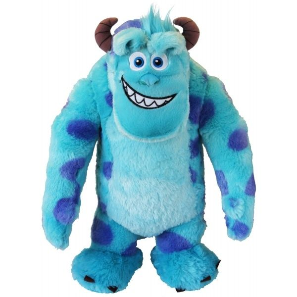 Pluche Monsters en Co Sulley 50 cm groot