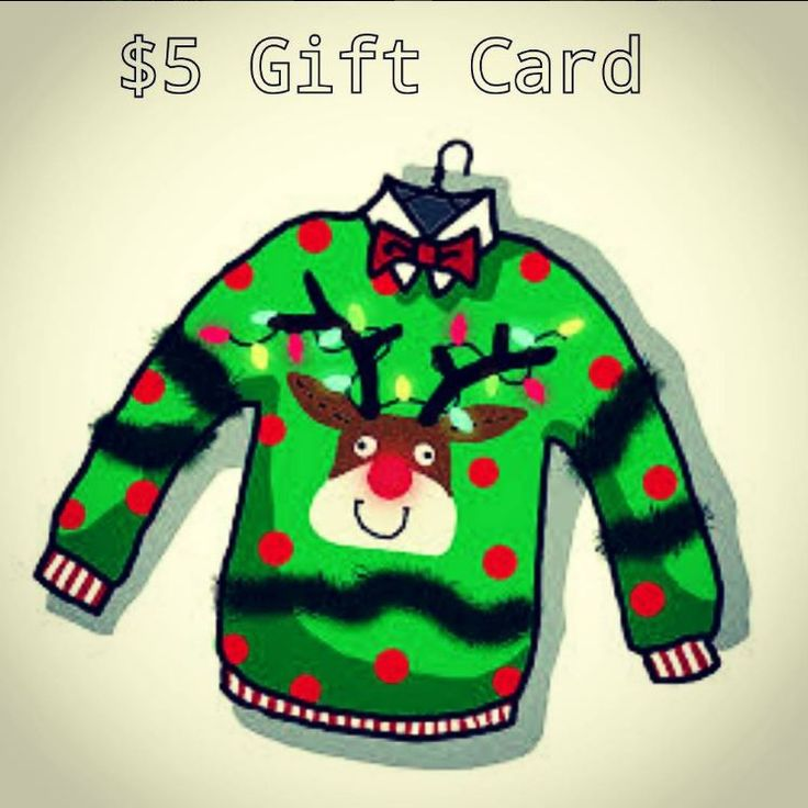 "When we buy your ""Ugly"" #Christmas #Sweaters you will get a $5 gift card for use on your next visit. Limit 1 per customer, can not be combined with other sales or discounts. #ugly #awesome #cashforclothes #platosclosetoakville👍 