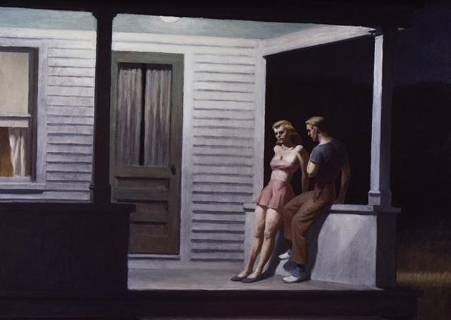 Edward Hopper | conundrum