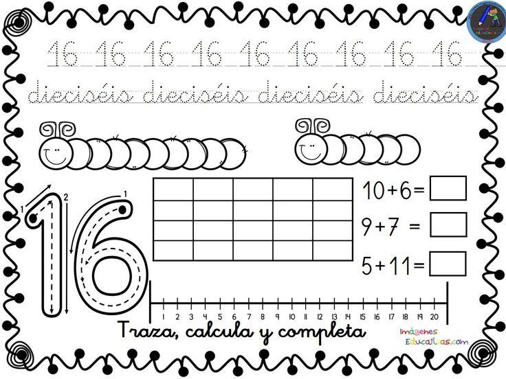 Fichas para trabajar los números del 1 al 30 Para descargar las imágenes pincha en la imagen que quieres descargar, se abrirá en una nueva ventana, pincha de nuevo en …