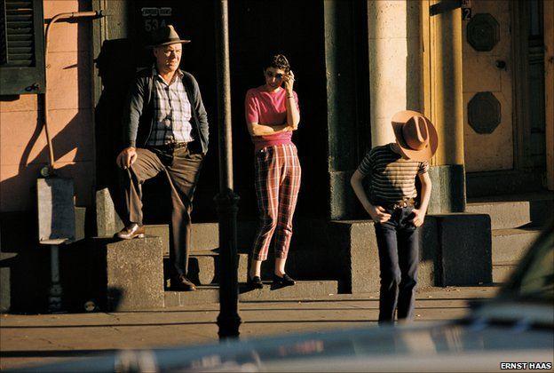 Ernst Haas (Austrian/American, 1921-1986)  New Orleans, USA, 1960