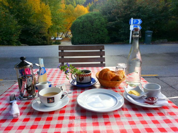 French Breakfast at Arrowtown - can't wait to go back!